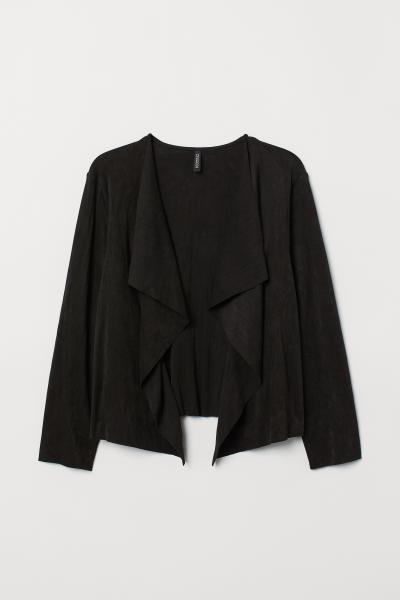 H&M - H&M+ Shawl-collar cardigan - 5