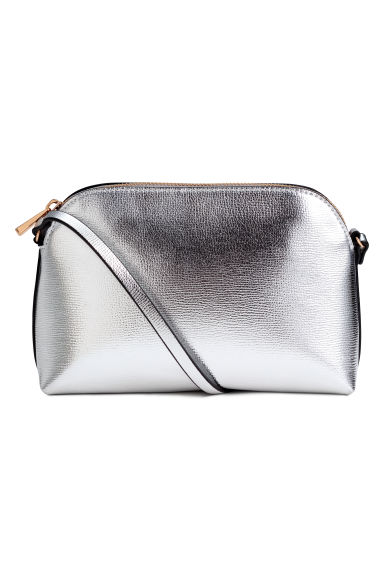 Shoulder bag - Silver-coloured - Ladies | H&M