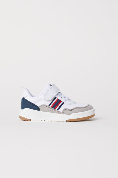 Mesh trainers - White - Kids | H&M CN