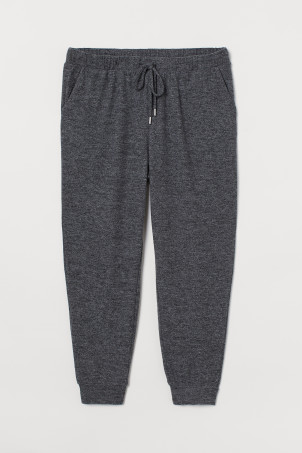 H&M+ Joggers in jerseyModal