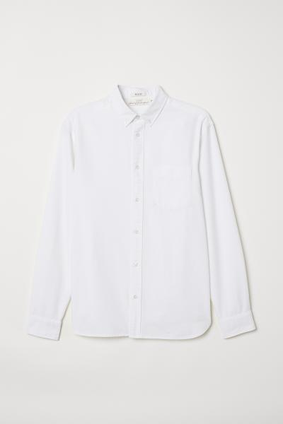 H&M - Chemise Oxford Regular fit - 5