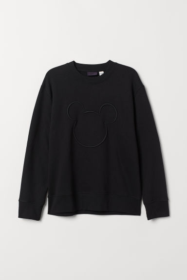 Sweater - Zwart - HEREN | H&M BE