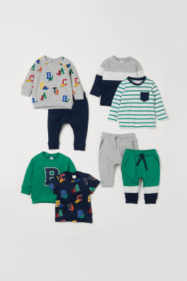 Baby Boy Clothes   Age 4 Months to 4 Years   H&M GB