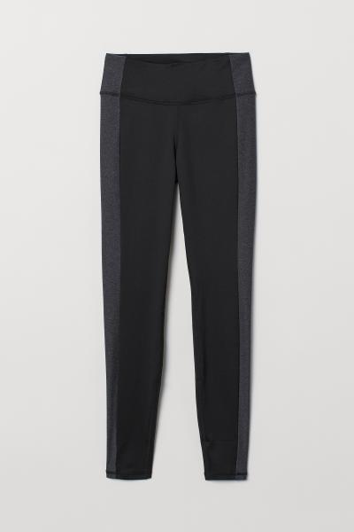 H&M - Mallas deporte Shaping waist - 5