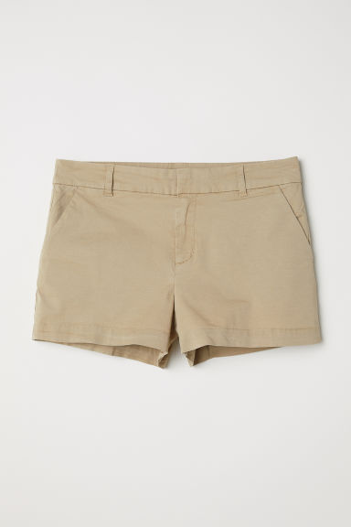 Shorts in cotone - Beige -  | H&M IT