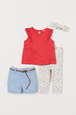 c26edd78691bc Baby Girl Clothes - Shop for your baby online | H&M
