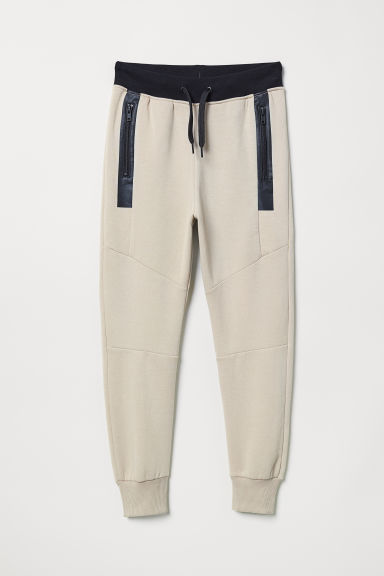 Joggers - Light mole - Kids | H&M