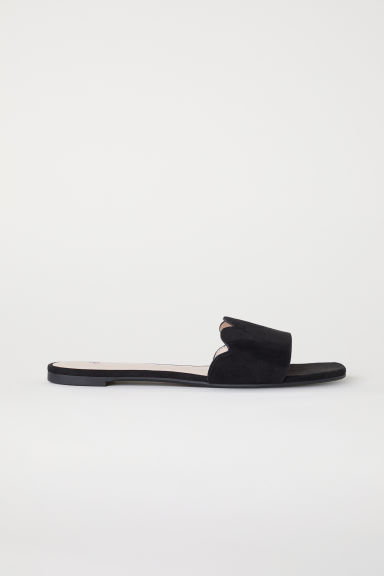 Sandals - Black - Ladies | H&M