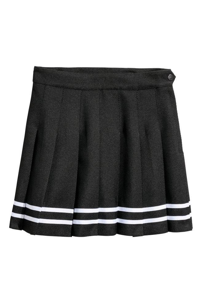 6cbbf034 Plisowana spódnica