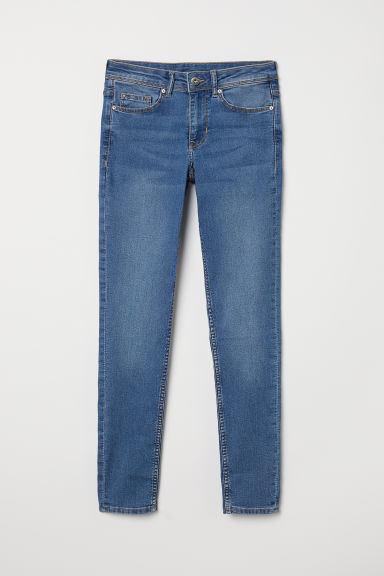 Super Skinny Jeans - Blu denim - DONNA | H&M IT