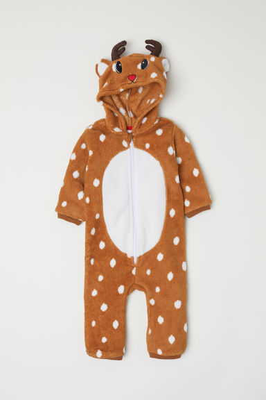 Fancy dress costume - Light brown/Reindeer -  | H&M