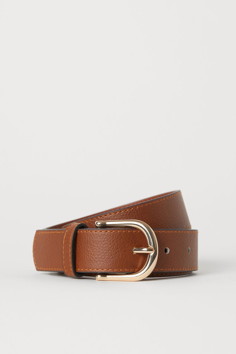 Belt - Brown - Ladies | H&M IE