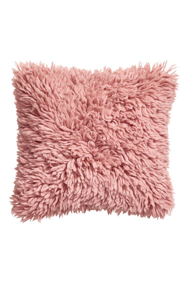 Copricuscino misto lana - Rosa cipria - HOME | H&M IT