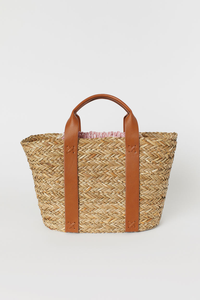 Straw Bag - Natural - Ladies | H&M US