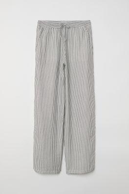 c4616b0717 Pantaloni pull-on ampi