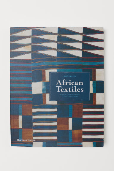 African Textiles - Blauw -  | H&M BE