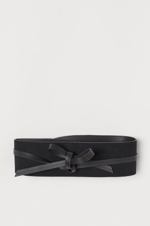 Waist Belt with Ties
