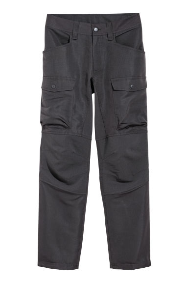 Trekking trousers - Dark grey -  | H&M