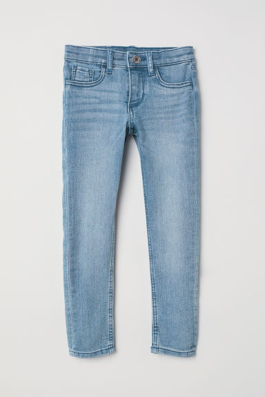 Superstretch Skinny Fit Jeans - Bleu denim - ENFANT | H&M FR