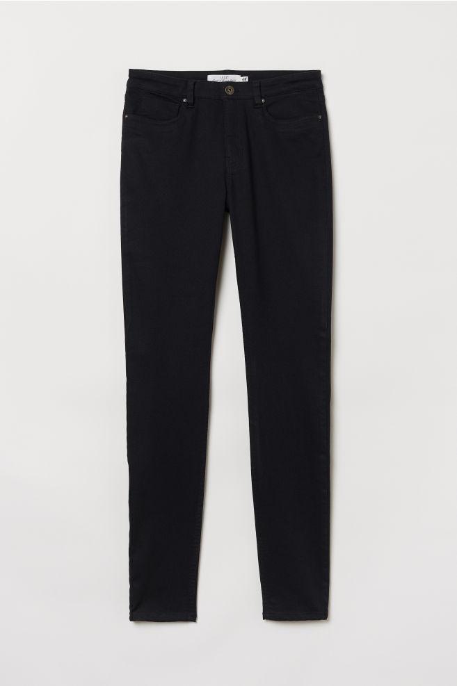 665294507d2 Super Slim-fit Pants - Black - Ladies