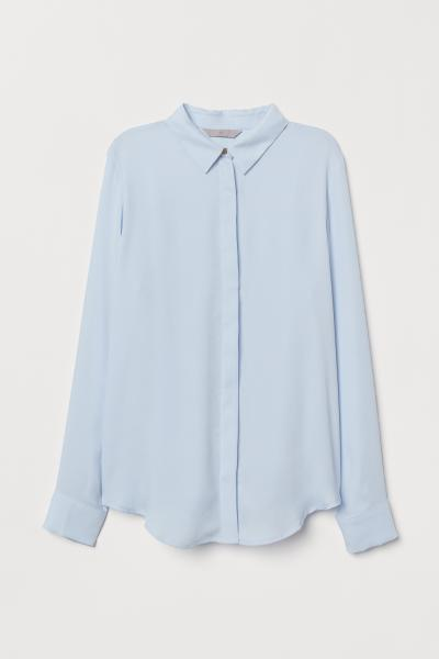 H&M - Blusa de manga larga - 5