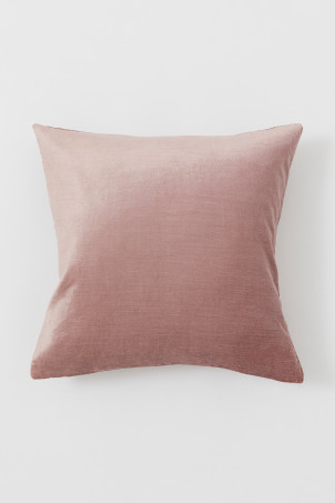 Velvet cushion coverModel