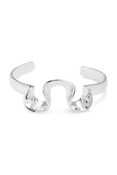 Bangle - Silver-coloured - Ladies | H&M