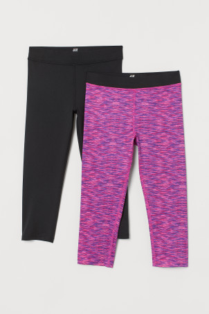 2-pack sports tights