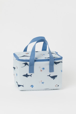 Patterned Cooler Bag