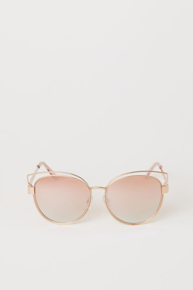 Sunglasses - Rose gold-coloured - Ladies | H&M