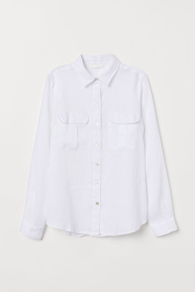 buying new 2019 best sell newest selection Linen blouse