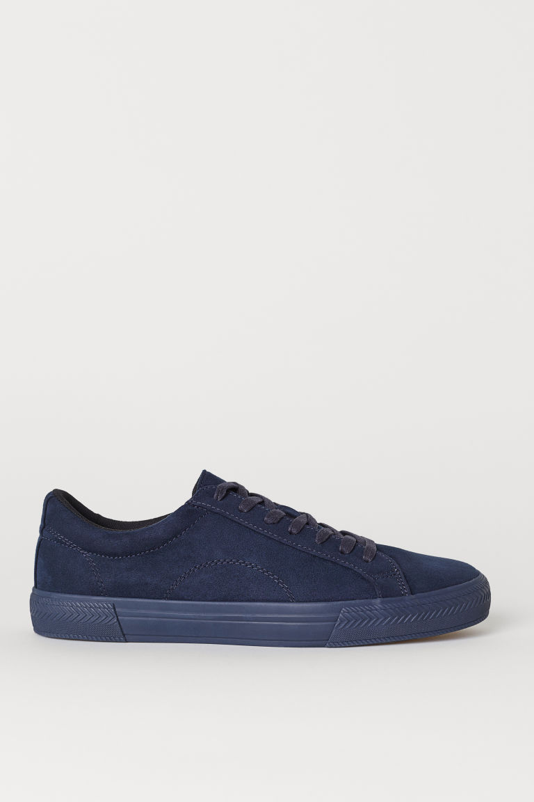 Sneakers - Blu scuro - UOMO | H&M IT