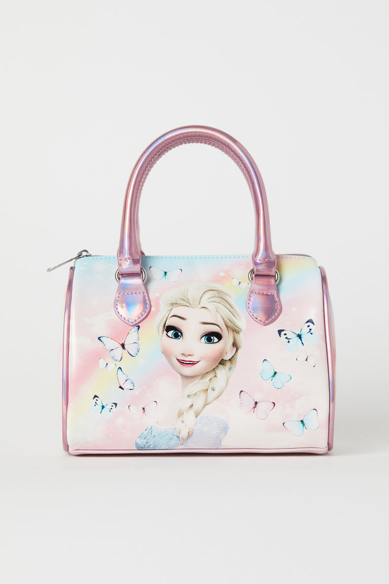 Borsa con motivo - Light pink/Frozen - BAMBINO | H&M IT