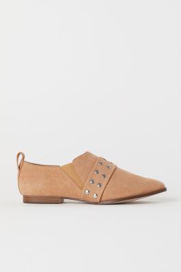 b709e76e6 Sabrinas e sapatos rasos | H&M PT