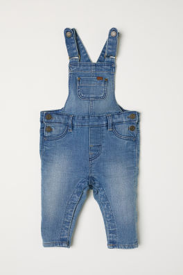 denim bib overalls