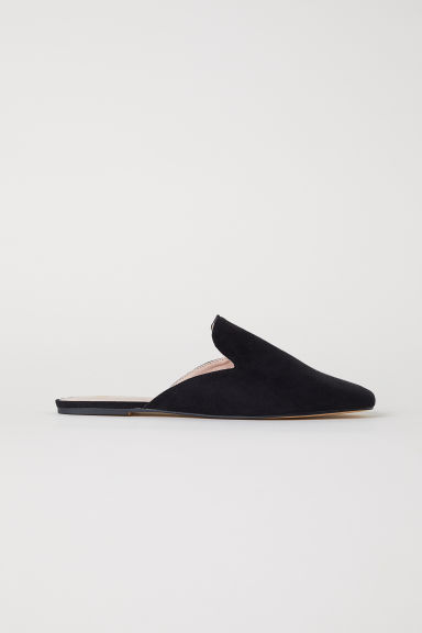 Mules - Black - Ladies | H&M