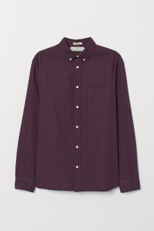 Chemise Oxford Regular fit