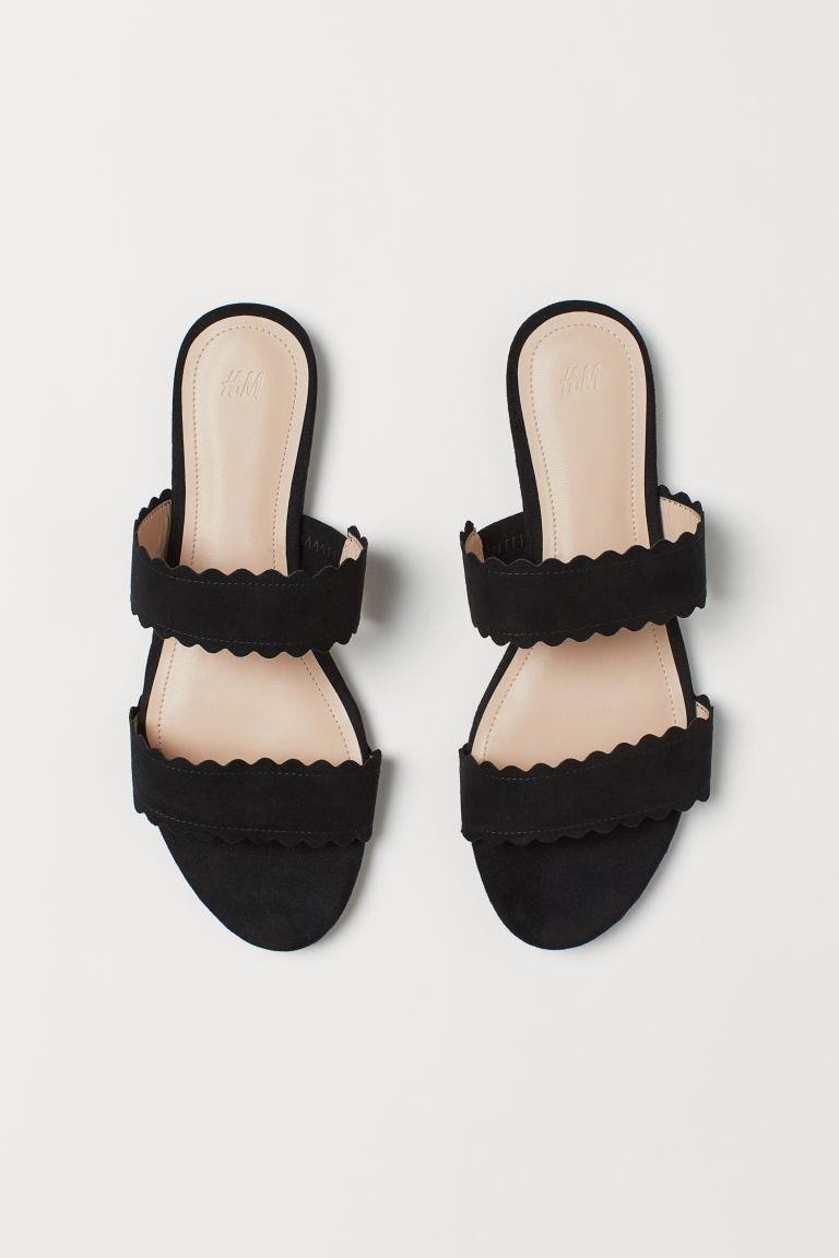 Mules - Black - Ladies | H&M IN