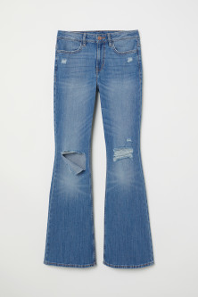 Flare High Jeans