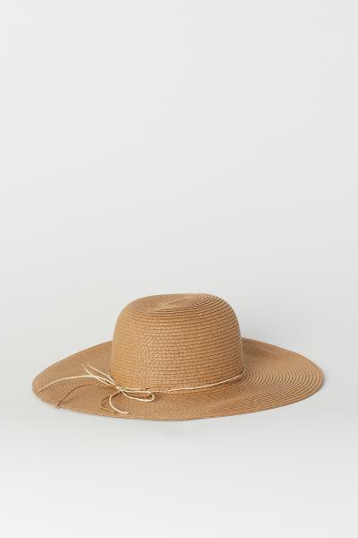 H&M - Sombrero de paja - 1