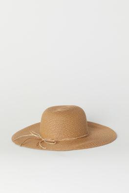 Sombrero de paja bd2375087ed