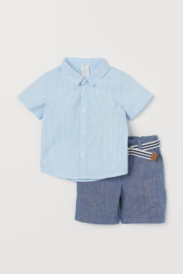 6b5bc16f3 Newborn Baby Boy & Girl Clothes | 0 to 9 Months | H&M