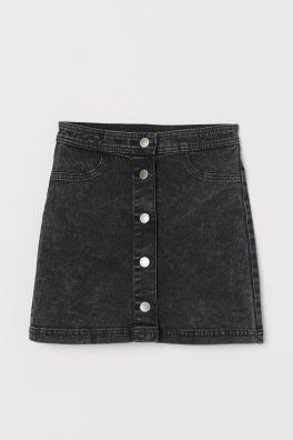 e846a21c Tøj til piger – str. 134-170 – Shop online | H&M DK