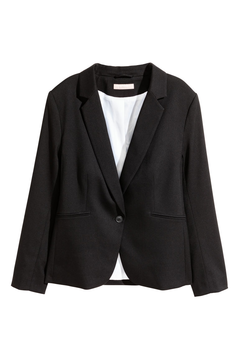H&M+ Jacket - Black - Ladies | H&M
