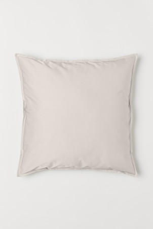 Solid-color Cushion Cover