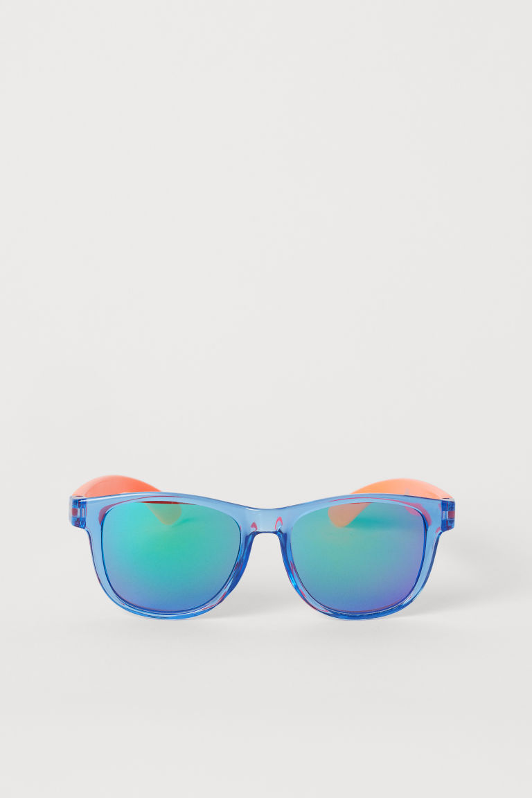 Sunglasses - Blue/Orange -  | H&M GB