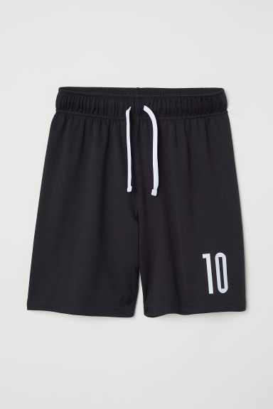 Football shorts - Black/10 -  | H&M