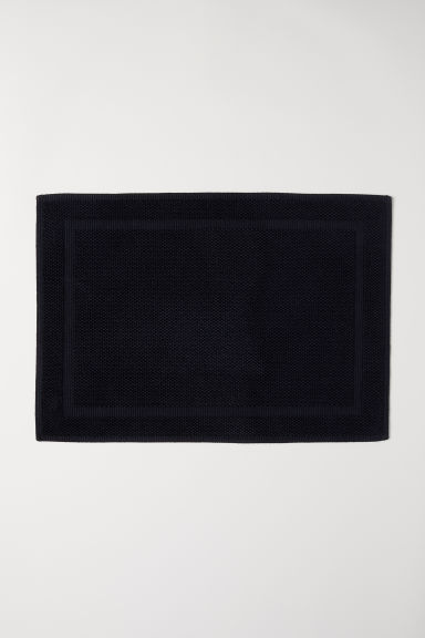 Tapis de bain - Noir - Home All | H&M FR