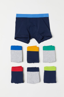 7-pack boxer shorts