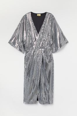 eb94fd4d50 Sequined Dress
